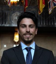 Tryfon Boukouvidis, Staff Writer